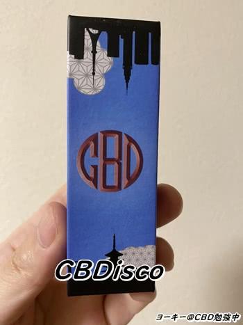 CBD64%カートリッジを買ってみた