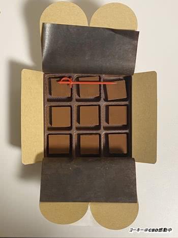 CBDNeige(CBDネージュ)生チョコレートが最高に美味い