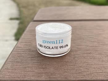 green112-cbd-アイソレート原料