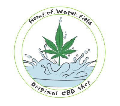 HempWater(ヘンプウォーター)ロゴ